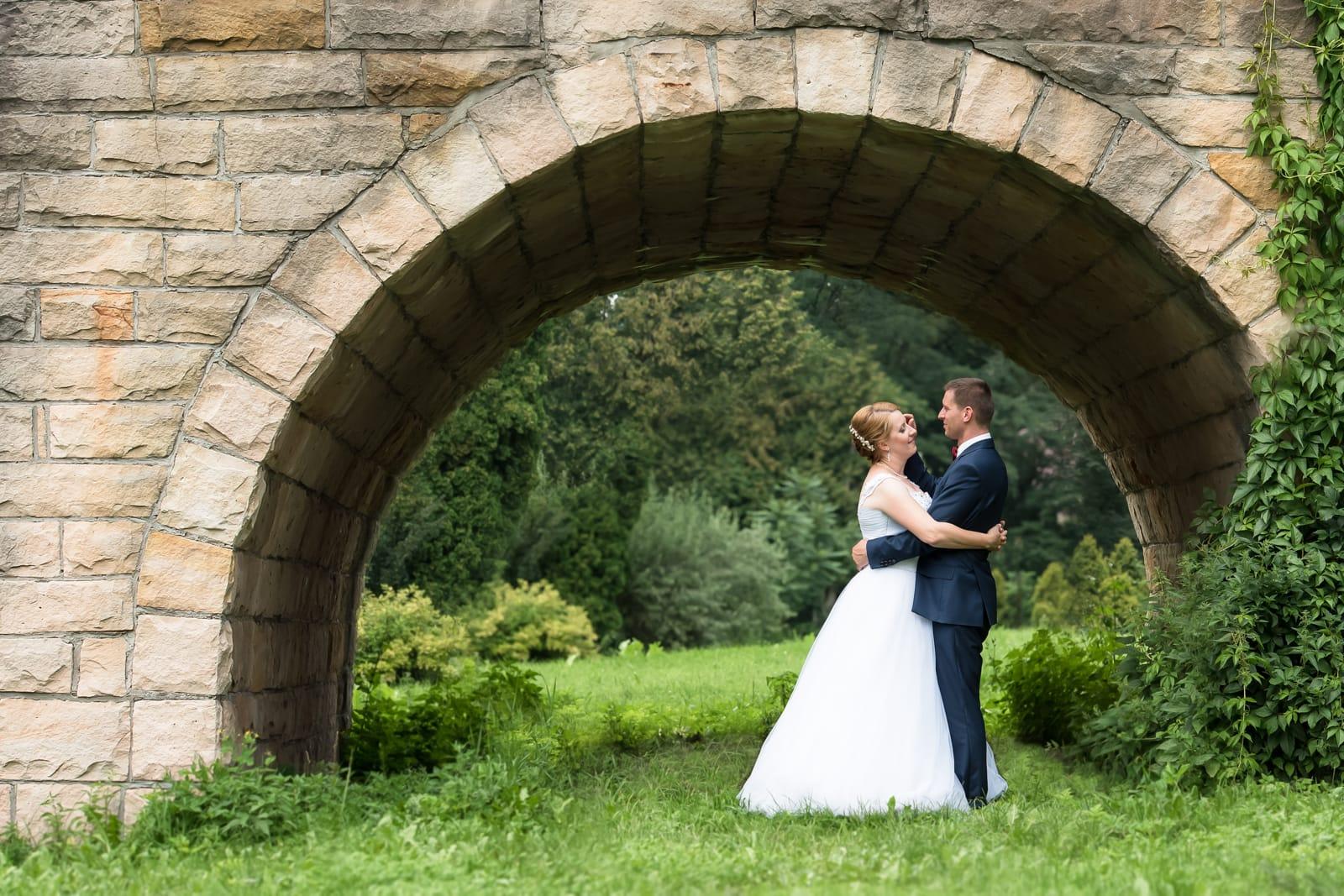 Magdalena & Łukasz, Plener ślubny Zamek w Krasiczynie