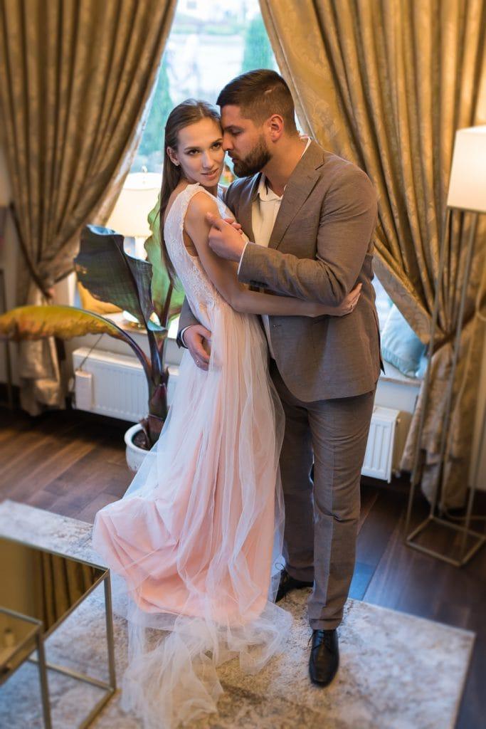 Viktoriia & Alex - sesja ślubna, Kolbuszowa