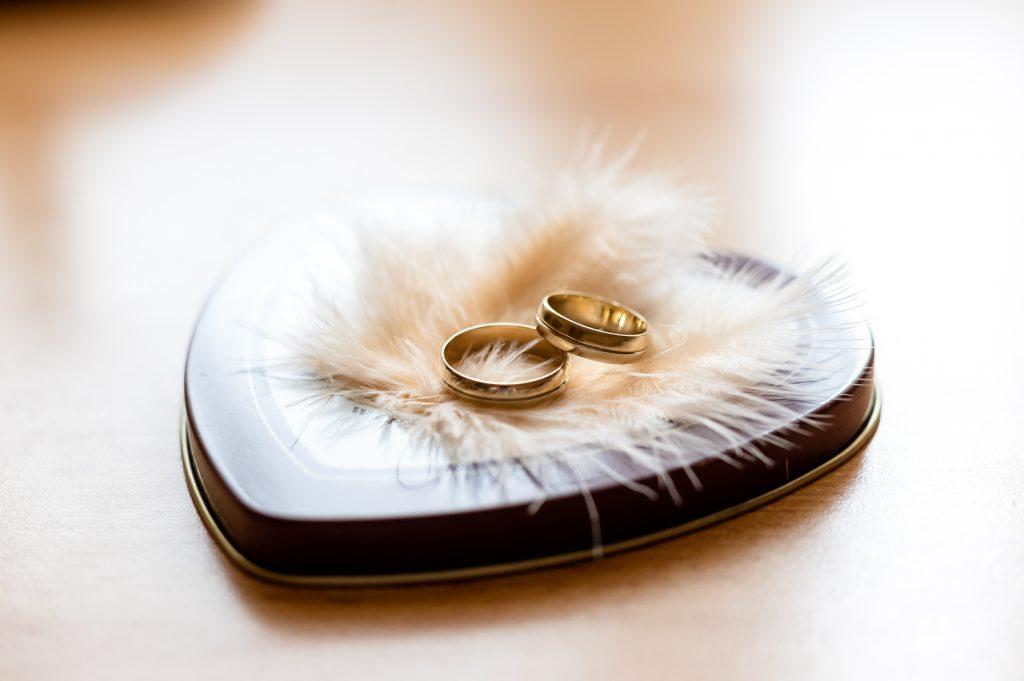 Obrączki ślubne, przygotowania do ślubu