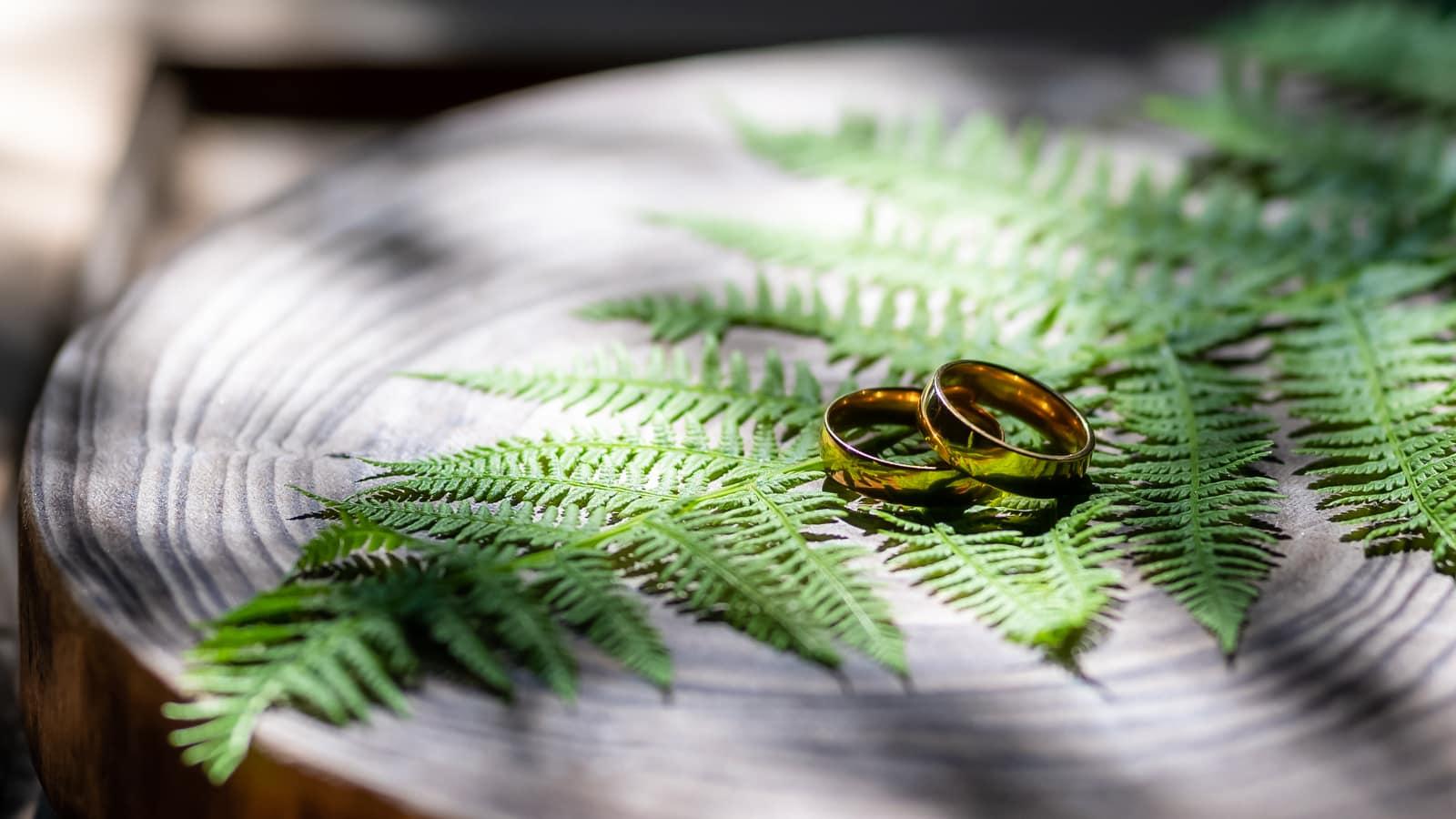 Sesja ślubna, plener ślubny w stylu Boho, Lanckorona