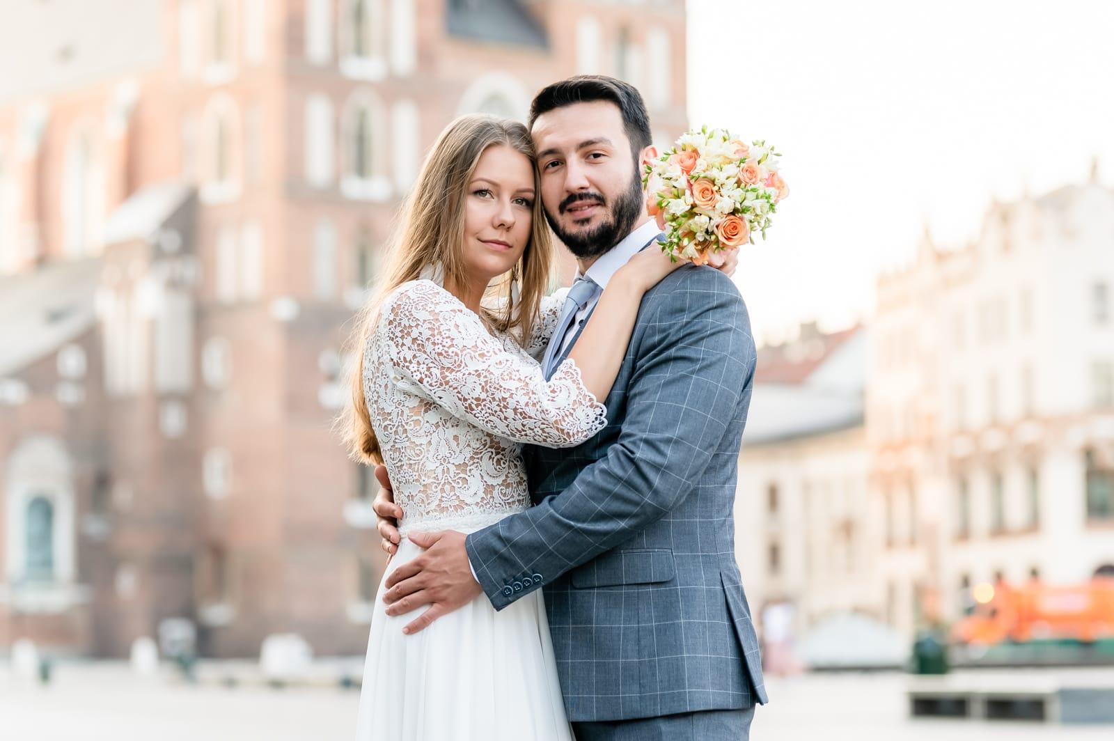 Sesja ślubna Kraków, sesja zdjęciowa w Krakowie