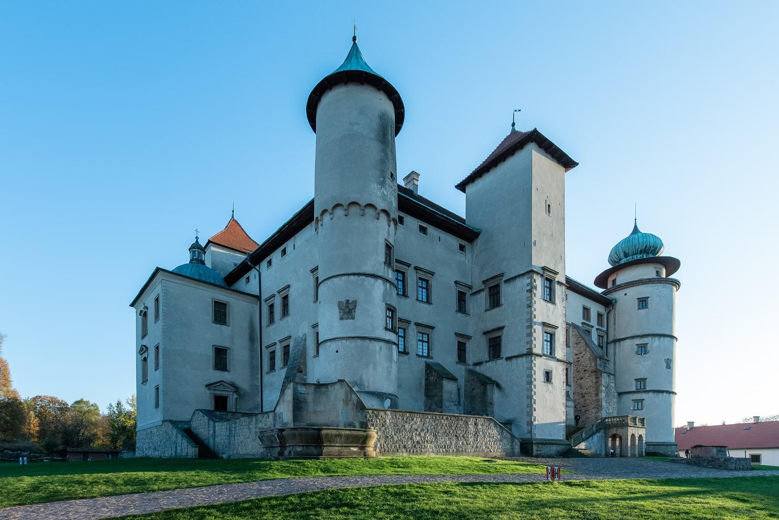 Zamek w Wiśniczu, Stary Wiśnicz / październik 2018 /