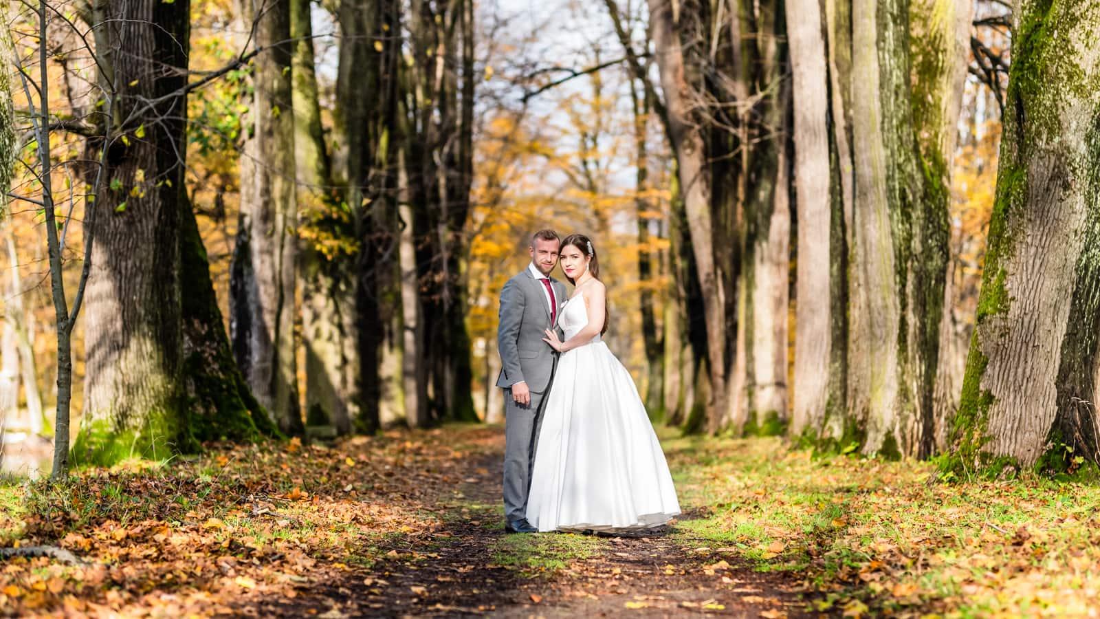 Plener ślubny Podkarpacie, idealne miejsce na sesję ślubną