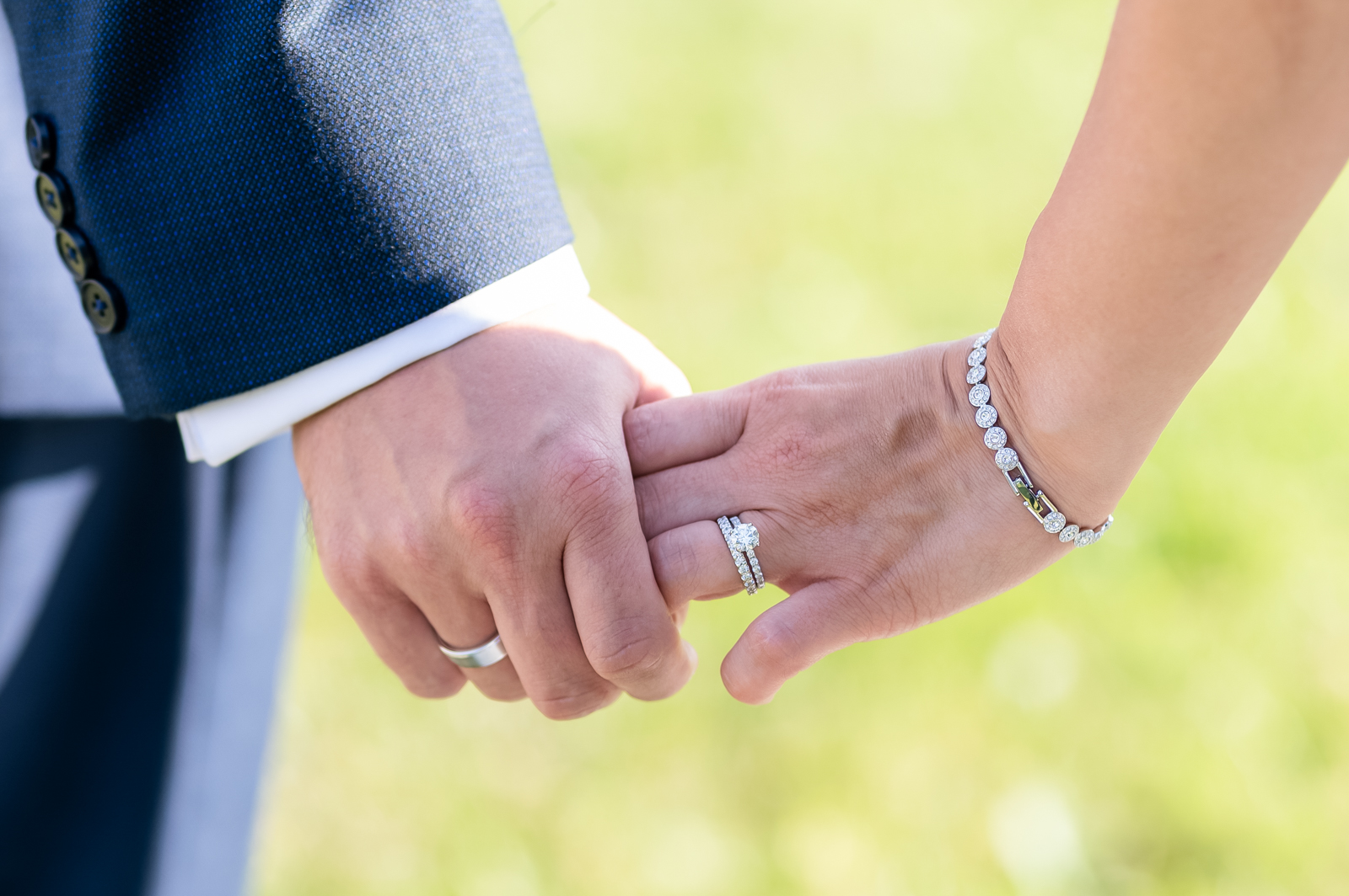 Kasia i Krystian, sesja ślubna w Jodłowym Dworze
