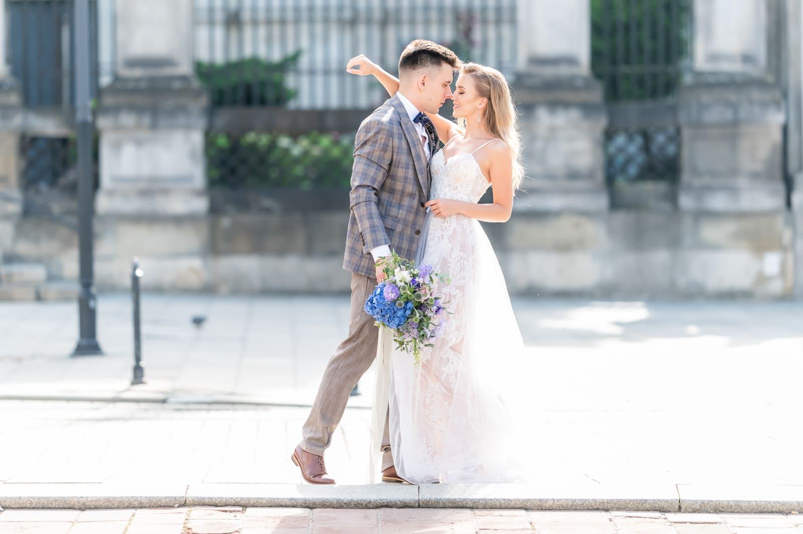 Miejsca na zdjęcia ślubne w Krakowie